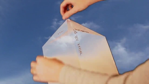 Thumbnail for entry Paper Airplane Factoid