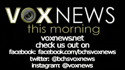 Thumbnail for entry VOX News this Morning for Monday, February 22, 2016