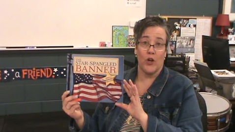 Thumbnail for entry The Star Spangled Banner (The National Anthem)