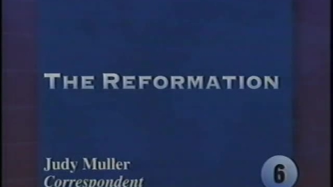 Thumbnail for entry Turning Points in History - The Reformation