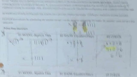 Thumbnail for entry 7.1 (prep) Solving One- and Two-Step Equations