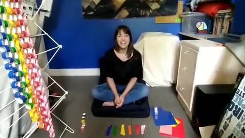 Thumbnail for entry Mrs Hurst- Rainbow Littlegroup1