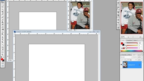 Thumbnail for entry Maintaining Aspect Ratio in Photoshop CS3