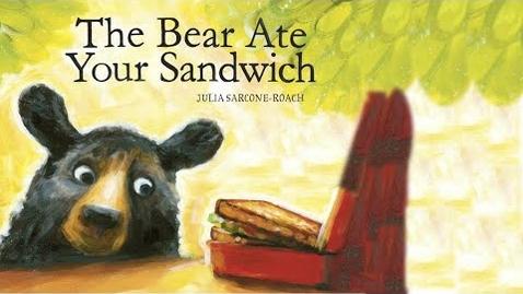 Thumbnail for entry Read Aloud - The Bear Ate Your Sandwich - Kids Books Read Aloud - Bedtime Stories - children book
