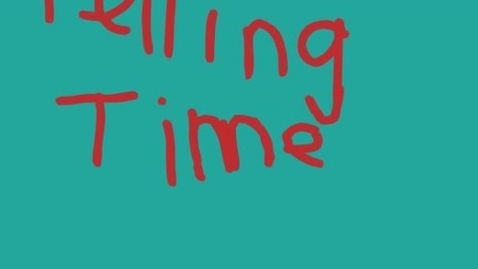 Thumbnail for entry Animated Math: Telling Time