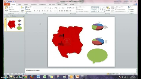 Thumbnail for entry PowerPoint Infographics - Insert Text Boxes