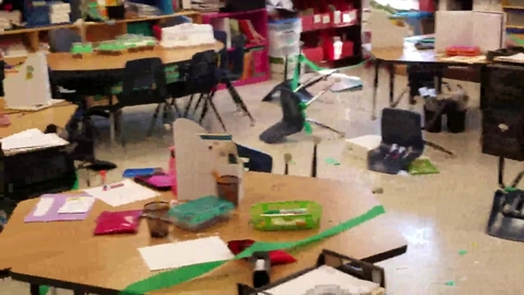Thumbnail for entry The Leprechaun Trashed Our Classroom!