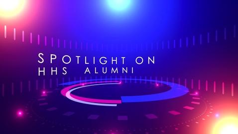 Thumbnail for entry Spotlight on Alumni