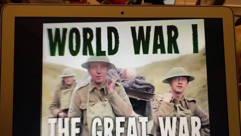 Thumbnail for entry WWI PowerPoint 3