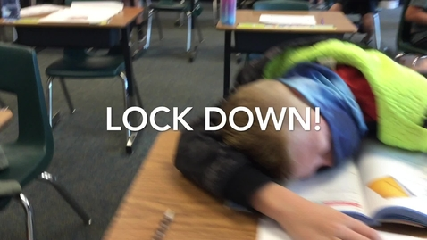 Thumbnail for entry Lockdown!