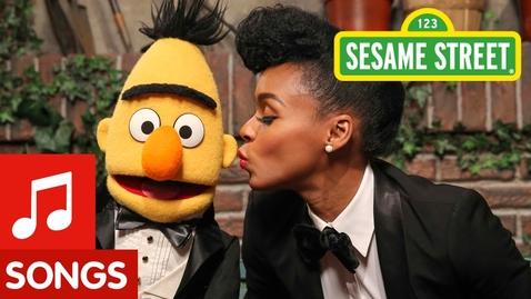Thumbnail for entry Sesame Street: Janelle Monae - Power of Yet
