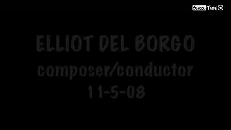 Thumbnail for entry 2009 Elliot Del Borgo Clinic Part 3
