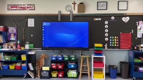 Thumbnail for entry Meet Your 1st Grade Teacher!