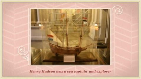 Thumbnail for entry Henry Hudson