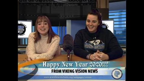 Thumbnail for entry VikingVisionNews 1-3-2020 #579
