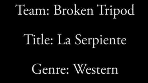 Thumbnail for entry La Serpiente