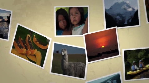 Thumbnail for entry Tierra del Volcan: Ecotourism in the Andes