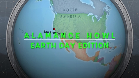 Thumbnail for entry HOWL - Earth Day