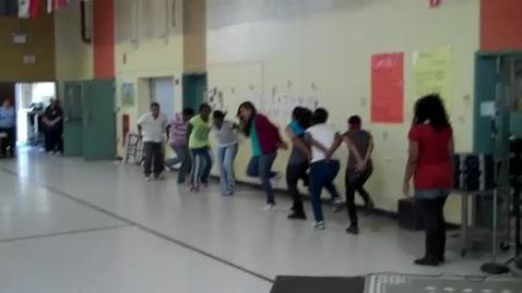 Thumbnail for entry Burlington Steppers at Champlain Elementary Burlington High School