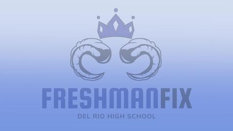 Thumbnail for entry The Freshman Fix - Episode 1: Sunrise Trail Virtual Field Trip