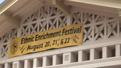Thumbnail for entry Ethnic Festival