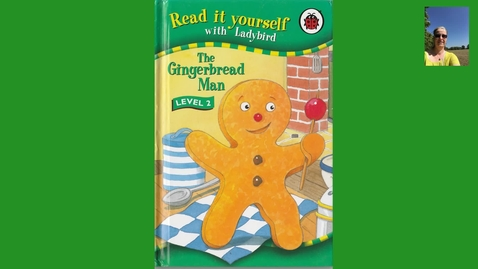 Thumbnail for entry The Gingerbread Man