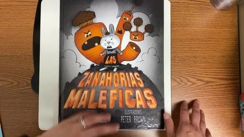 Thumbnail for entry Lectura - lunes 11/9/20 - Zanahorias maléficas