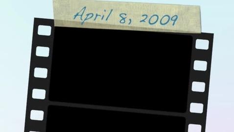 Thumbnail for entry April 8 2009