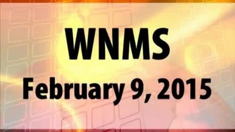 Thumbnail for entry 02-09-15 WNMS Season 1.5 Episode 77