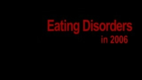 Thumbnail for entry Conner DeBoer - Eating Disorders
