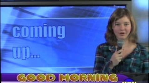 Thumbnail for entry HTV News 1.5.2011