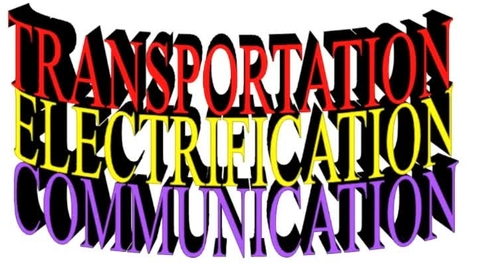 Thumbnail for entry Hist7-Ch7-Lesson 4- Transportation, Electrification, and Communication