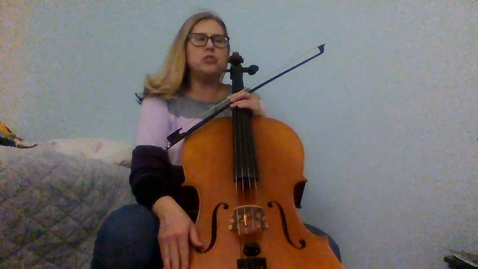 Thumbnail for entry Cello GR 8 Scherzo and Processional