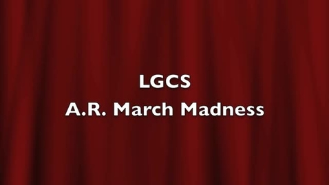 Thumbnail for entry AR March Madness 2013