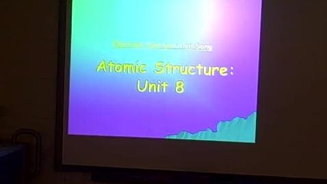 Thumbnail for entry Electron Configuration