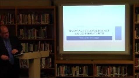 Thumbnail for entry BCSD Budget Presentation 2013-14