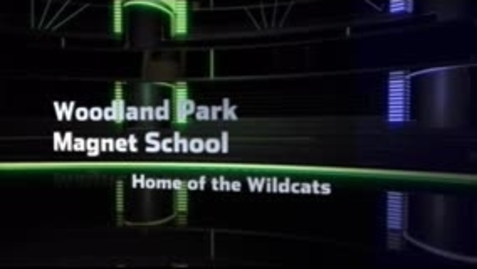 Thumbnail for entry Woodland Park Magnet School's Daily Broadcast for October 23, 2017