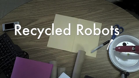 Thumbnail for entry Recycled Robots