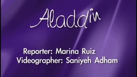 "Thumbnail for entry CMS presents ""Aladdin Jr,"""