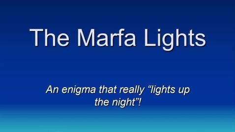 Thumbnail for entry marfa lights