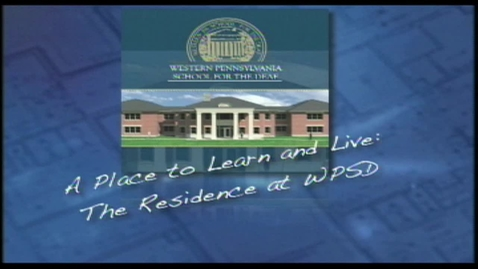 Thumbnail for entry A Place to Learn and Live - The Residence At WPSD