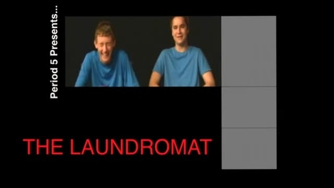 Thumbnail for entry The Laundromat