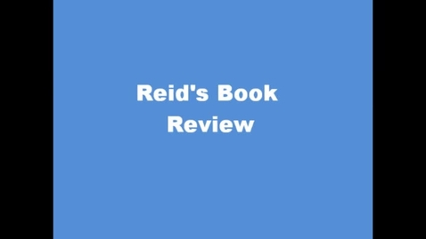 Thumbnail for entry 13-14 Hodges Reid G's Book Review