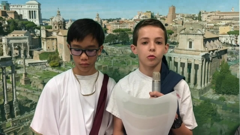 Thumbnail for entry Rome News Movie 3