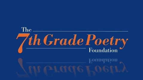"""Thumbnail for entry """"Vigilance"""" by Danny   2014 7GP 7th Grade Poetry Contest"""
