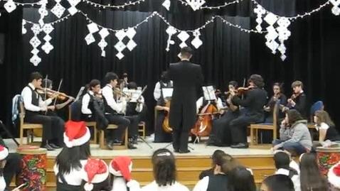 Thumbnail for entry Crockett Christmas Concert Selection #6