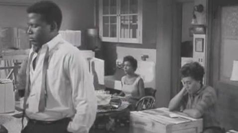 Thumbnail for entry A Raisin in the Sun  (1961) 11/14