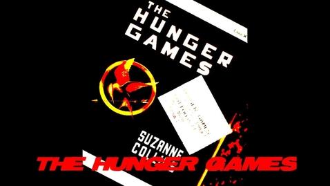 Thumbnail for entry WILLU Hunger games book trailer