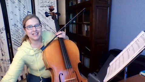 Thumbnail for entry 8th GR Cello Sight Read It Unit 5 Week 7 All exercises