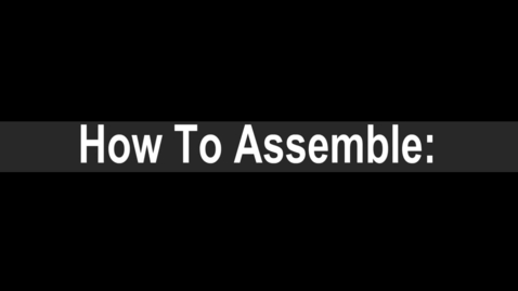 Thumbnail for entry How To Assemble A Flute